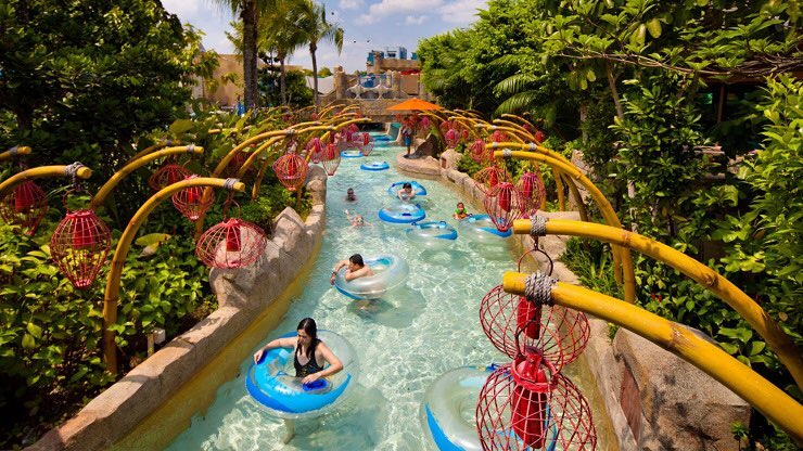 Adventure Cove Waterpark Ticket Price.