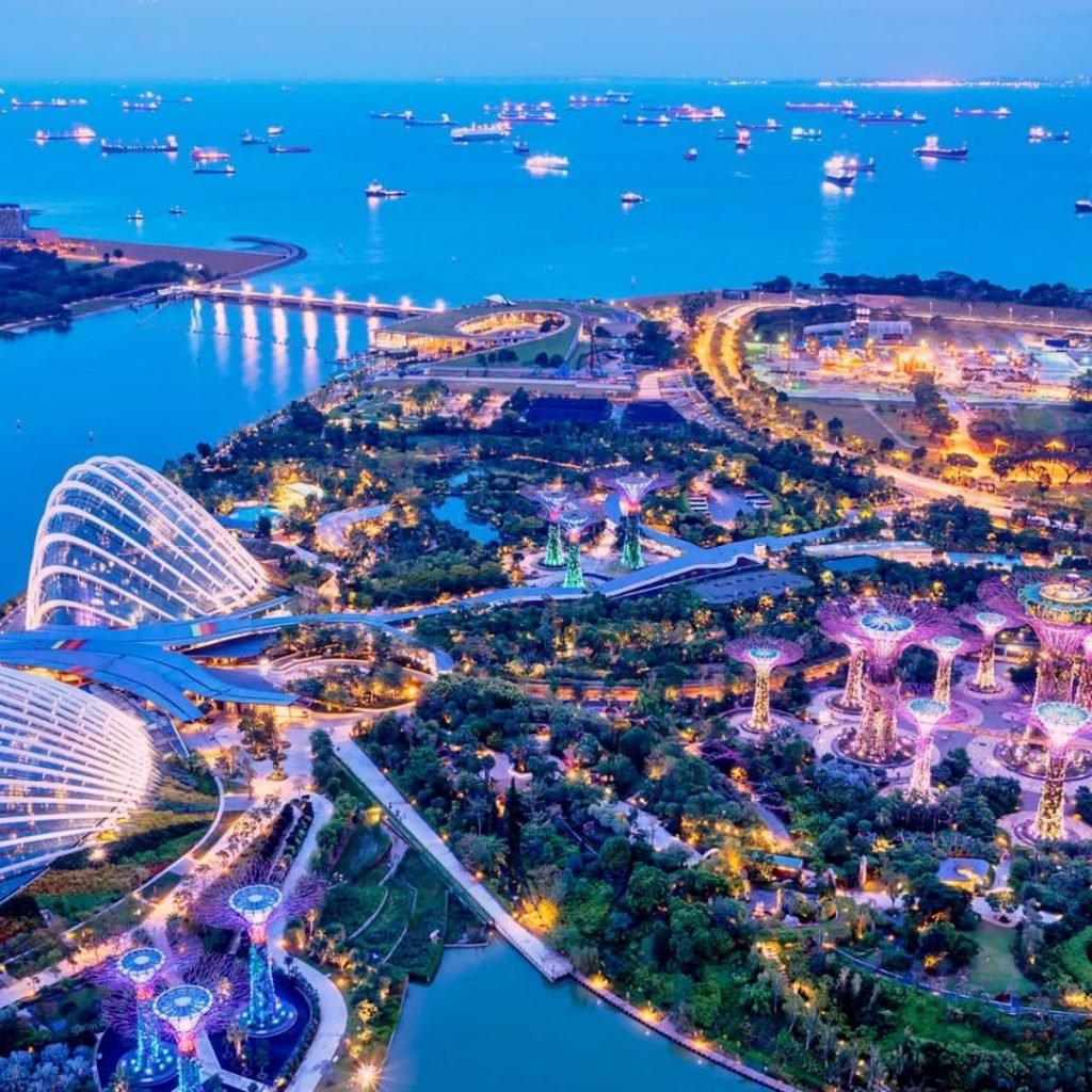 Gardens by the bay price. Gardens by the bay opening hours