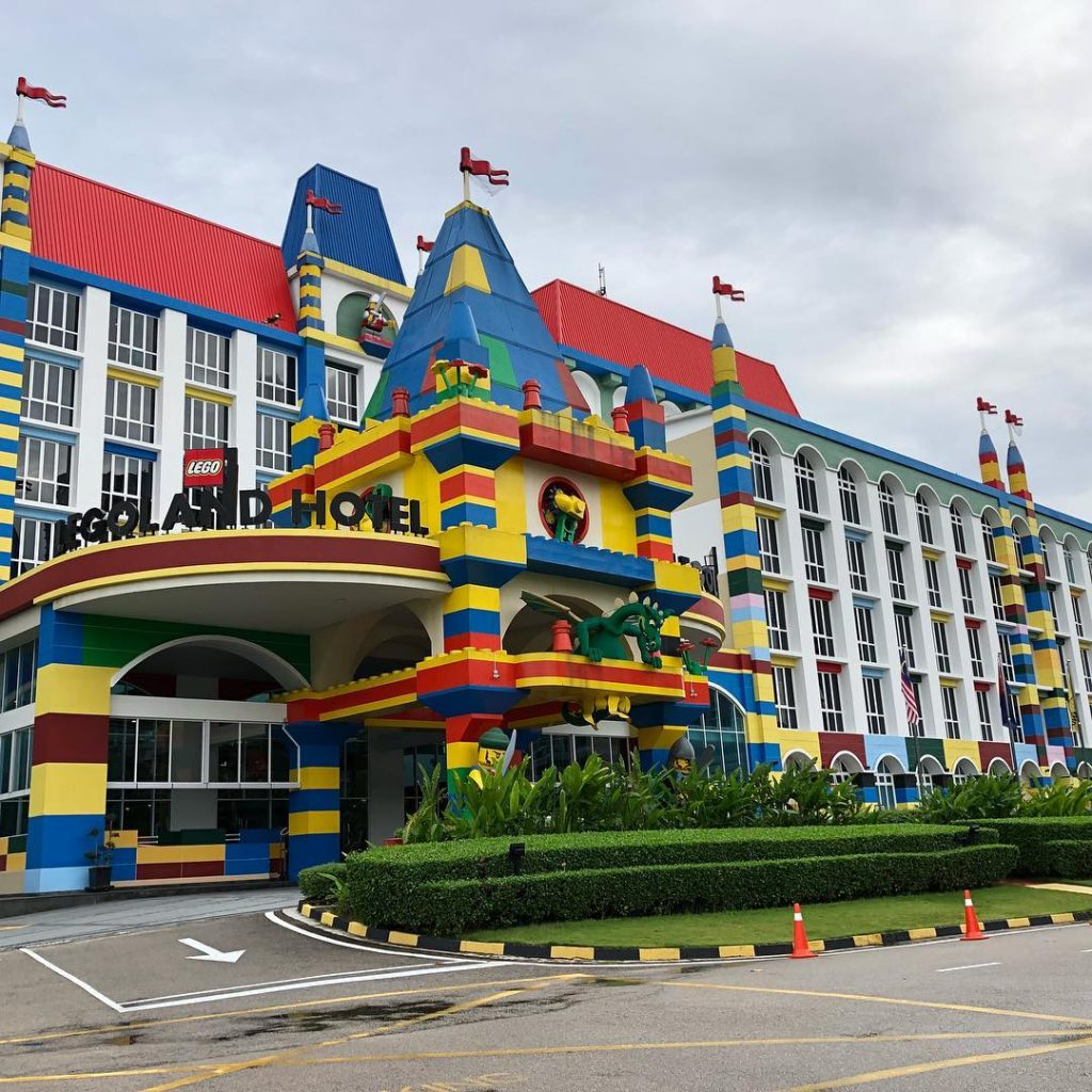 Singapore Attraction Tickets. Legoland Hotel Malaysia