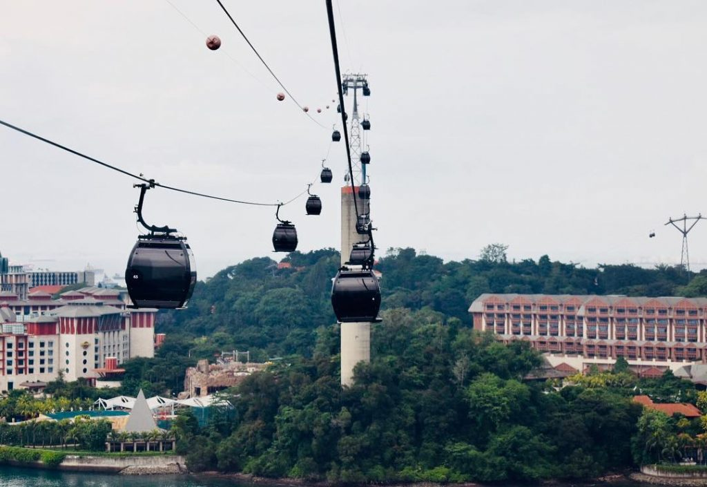 Cable Car Singapore Ticket Price. Singapore cable car price.