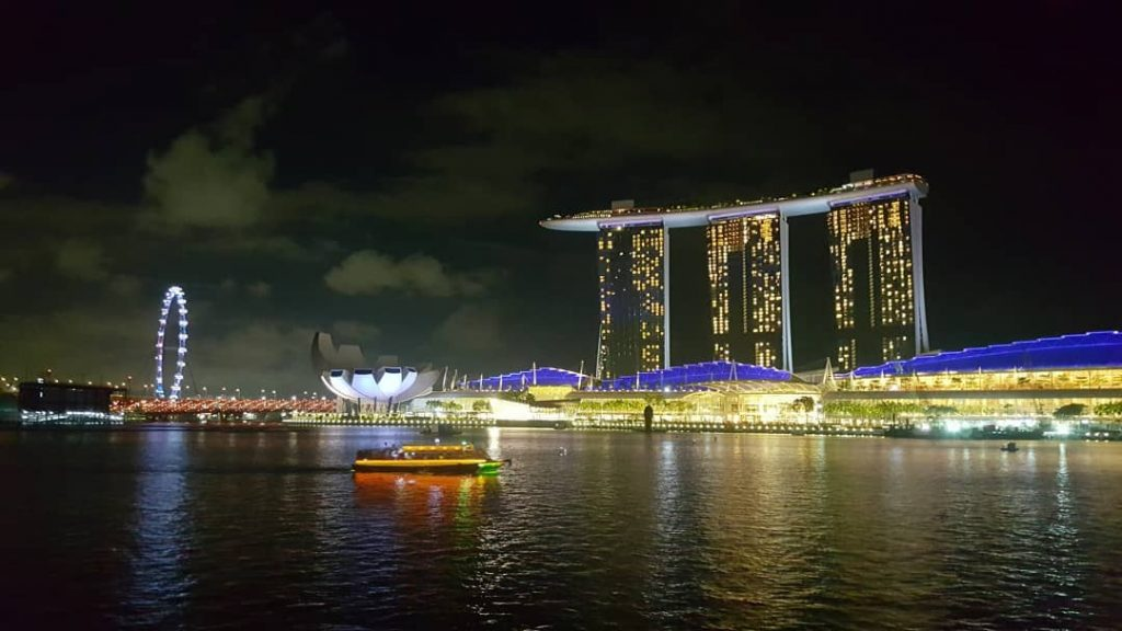 Singapore Attraction Ticket, Singapore River Cruise