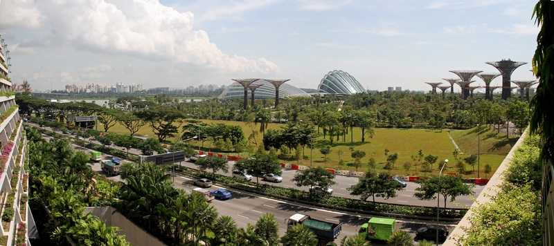 One day tour Singapore. Singapore City Tour. Gardens By the Bay Singapore
