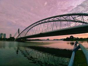 Paket liburan ke Malaysia. 3 Hari 2 Malam Johor Bahru Malacca Kuala Lumpur putrajaya bridge